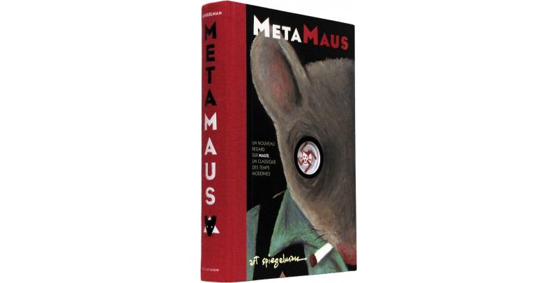 MetaMaus - Couverture - (c) Stripologie.com