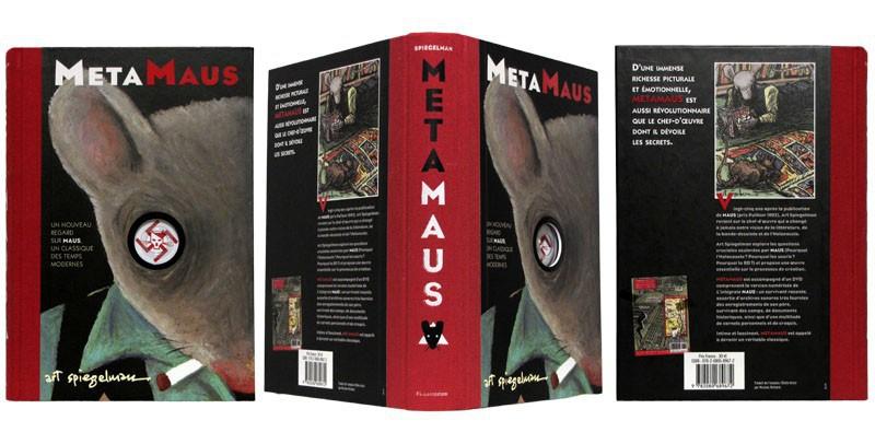 MetaMaus - 2e de Couverture - (c) Stripologie.com