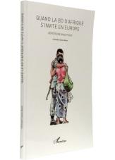 Quand la BD d'Afrique s'invite en Europe - Couverture - (c) Stripologie.com