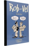 Rob-Vel - Couverture - (c) Stripologie.com