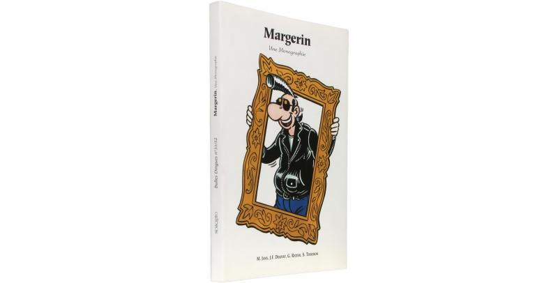 Margerin - Couverture - (c) Stripologie.com