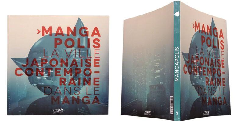 Mangapolis - Couverture et dos - (c) Stripologie.com