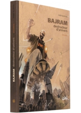 Bajram destructeur d'univers - Couverture - (c) Stripologie.com