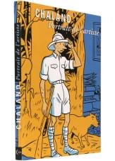 Chaland portrait de l'artiste - Couverture - (c) Stripologie.com