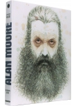 Alan Moore Biographie Illustrée - Couverture - (c) Stripologie.com