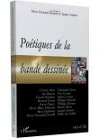 Poétiques de la bande dessinée - Couverture - (c) Stripologie.com