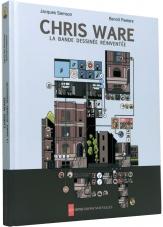 Chris Ware, la bande dessinée réinventée - Couverture - (c) Stripologie.com