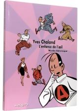 Yves Chaland - Couverture - (c) Stripologie.com
