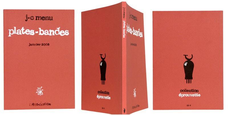 Plates-bandes - Couverture et dos - (c) Stripologie.com