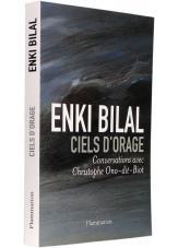 Enki Bilal - Ciels d'orage - Couverture - (c) Stripologie.com