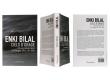Enki Bilal - Ciels d'orage - Couverture et dos - (c) Stripologie.com