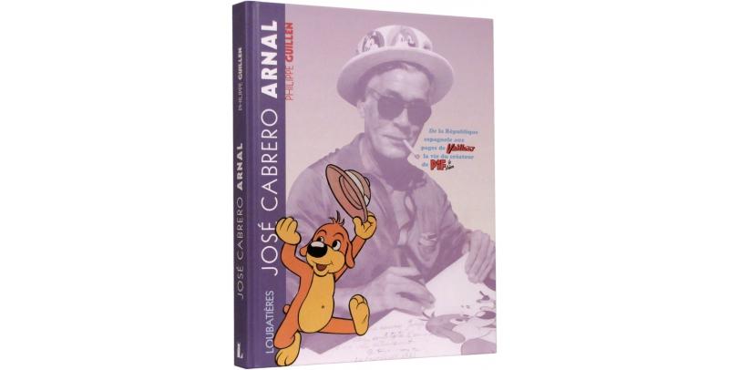 José Cabrero Arnal - Couverture - (c) Stripologie.com