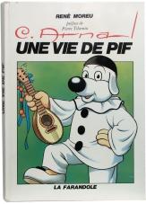 Une vie de Pif - Couverture - (c) Stripologie.com