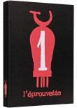 L'éprouvette n° 1 - Couverture - (c) Stripologie.com