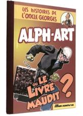 Alph-Art ou le livre maudit - Couverture - (c) Stripologie.com