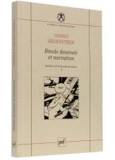 Bande dessinée et narration - Couverture - (c) Stripologie.com