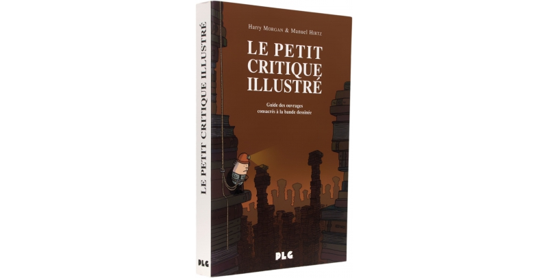 Le Petit Critique illustré - Couverture - (c) Stripologie.com