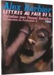 Alex Barbier - Couverture - (c) Stripologie.com