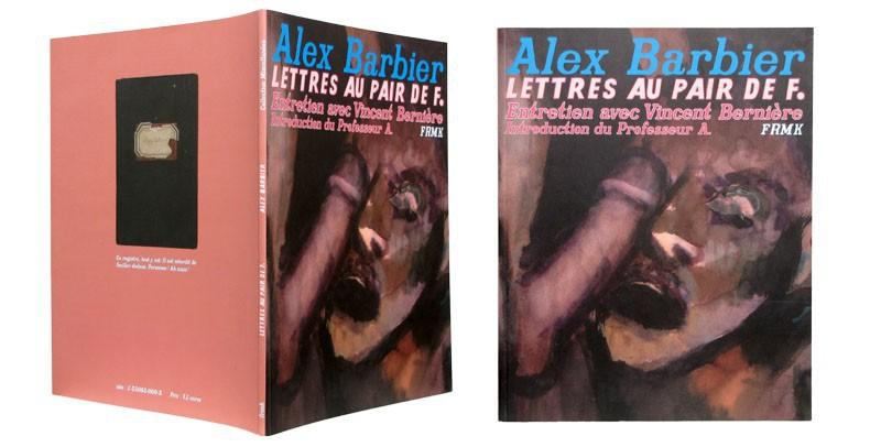 Alex Barbier - Couverture dépliée - (c) Stripologie.com