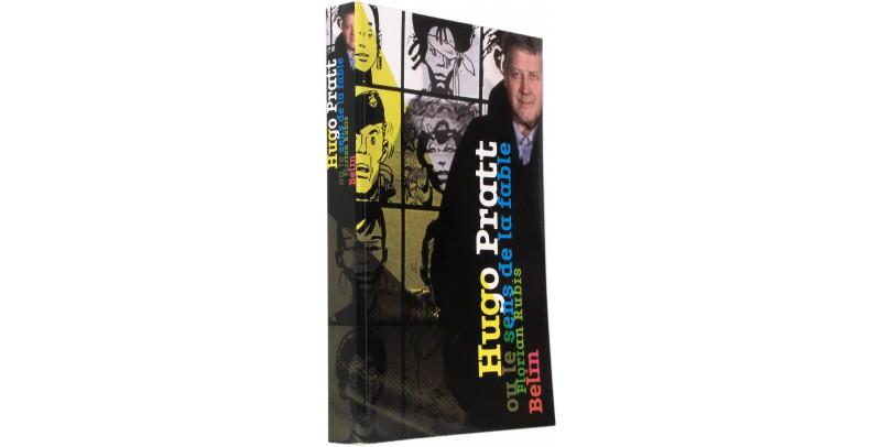 Hugo Pratt, le sens de la fable - Couverture - (c) Stripologie.com