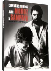 Conversations avec Munoz et Sampayo - Couverture - (c) Stripologie.com