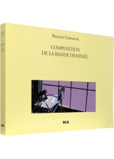 Composition de la bande dessinée - Couverture - (c) Stripologie.com