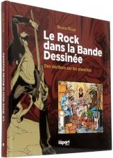 Le Rock dans la Bande Dessinée - Couverture - (c) Stripologie.com