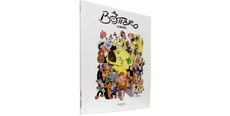 Bottaro - Couverture - (c) Stripologie.com