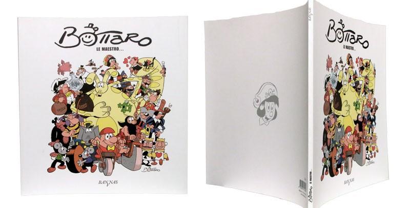 Bottaro - Couverture et dos - (c) Stripologie.com