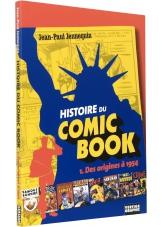 Histoire du comic book - Couverture - (c) Stripologie.com