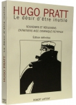 Hugo Pratt, le désir d'être inutile - Couverture - (c) Stripologie.com