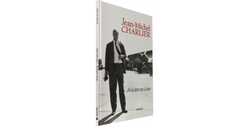 Jean-Michel Charlier - Couverture - (c) Stripologie.com