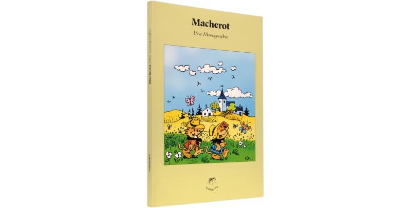 Macherot - Couverture - (c) Stripologie.com