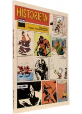 Historieta - Couverture - (c) Stripologie.com