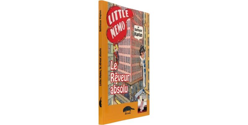 Little Nemo - Couverture - (c) Stripologie.com