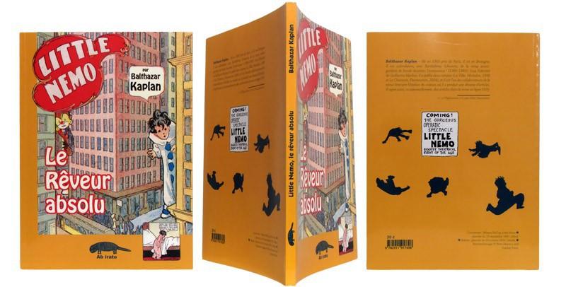 Little Nemo - Couverture et dos - (c) Stripologie.com