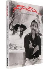Fred Histoire d'un conteur éclectique - Couverture - (c) Stripologie.com