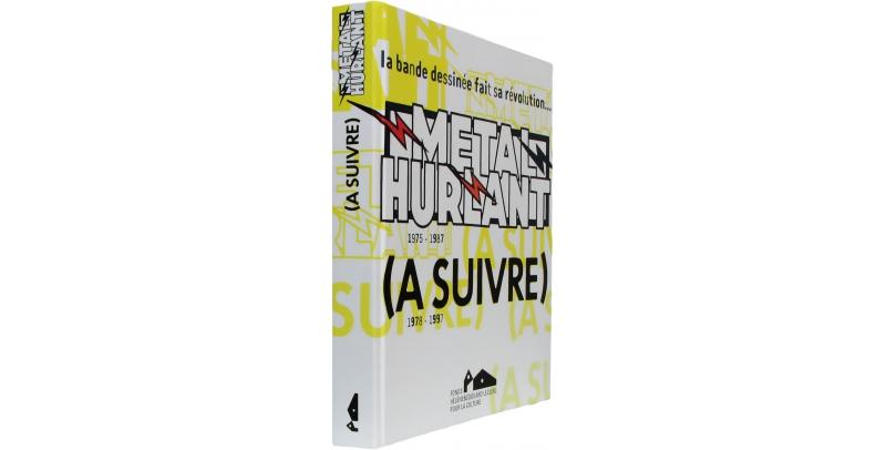 Métal Hurlant (A Suivre) - Couverture - (c) Stripologie.com