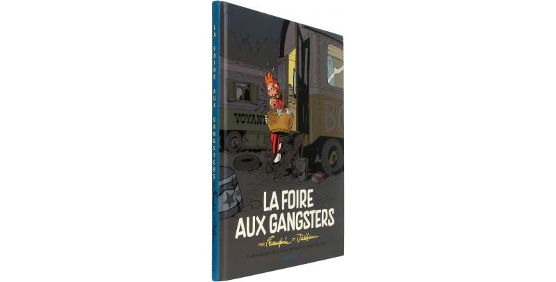 La foire aux gangsters - Couverture - (c) Stripologie.com