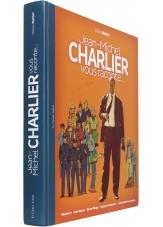 Jean-Michel Charlier vous raconte... - Couverture - (c) Stripologie.com