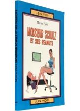 Monsieur Schulz et ses Peanuts - Couverture - (c) Stripologie.com