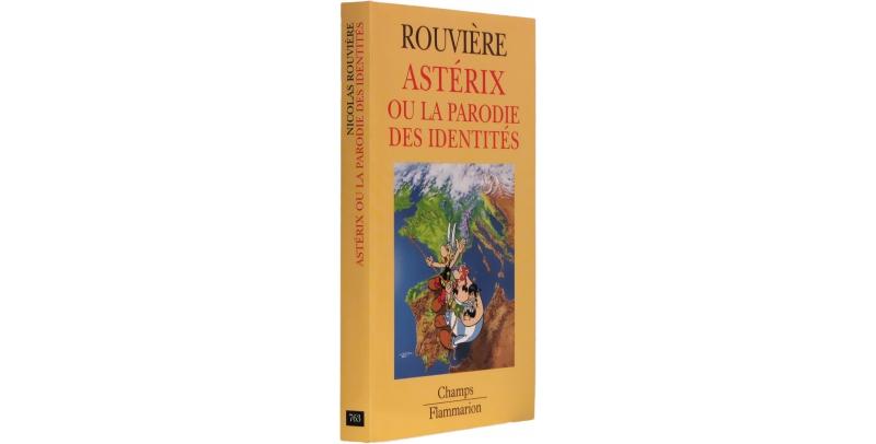 Astérix ou la Parodie des identités - Couverture - (c) Stripologie.com