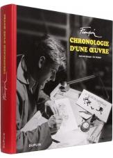 Franquin, chronologie d'une œuvre - Couverture - (c) Stripologie.com