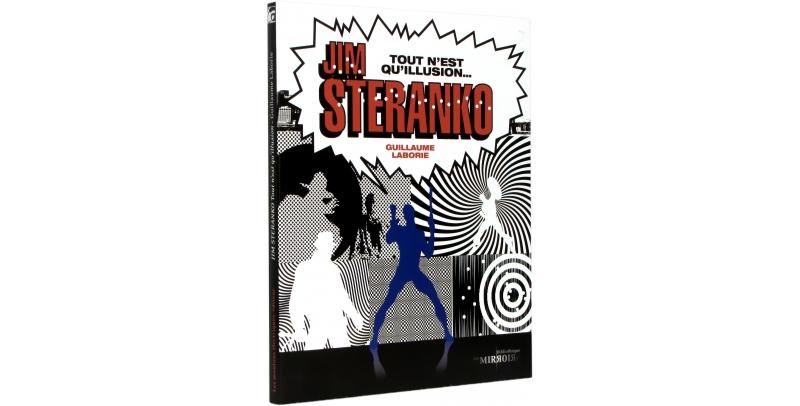 Jim Steranko - Couverture - (c) Stripologie.com