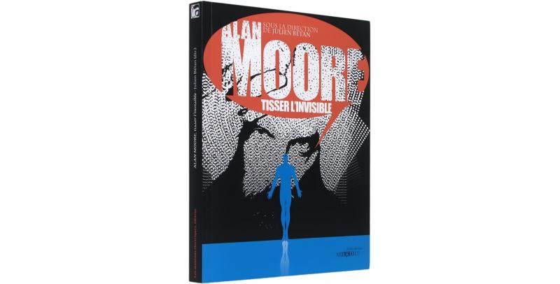 Alan Moore - Couverture - (c) Stripologie.com Data Factory