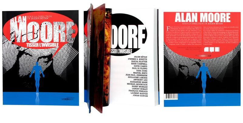 Alan Moore - Couverture, ouvert, 4e de couv - (c) Stripologie.com Data Factory