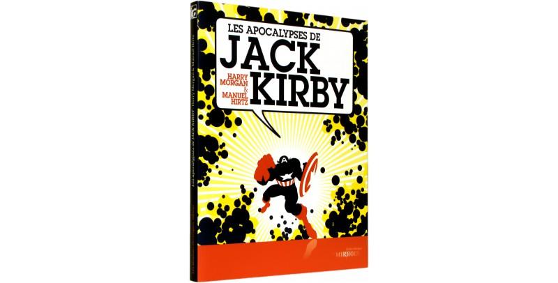 Les apocalypses de Jack Kirby - Couverture - (c) Stripologie.com