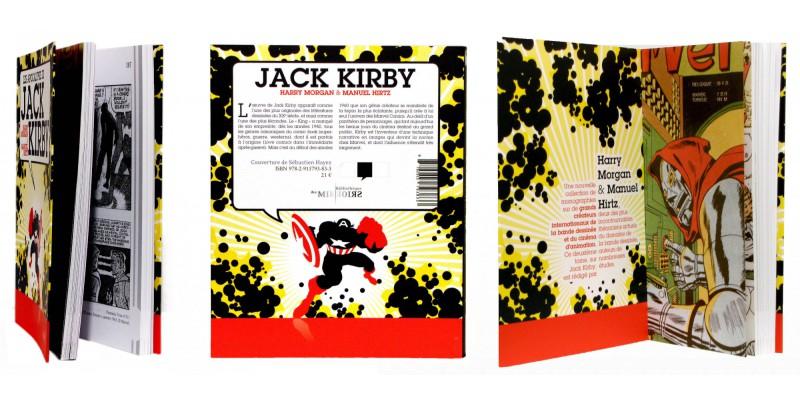 Les apocalypses de Jack Kirby - Pages intérieures
