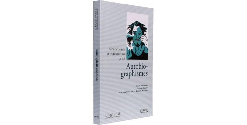 Autobio-graphismes - Couverture - (c) Stripologie.com