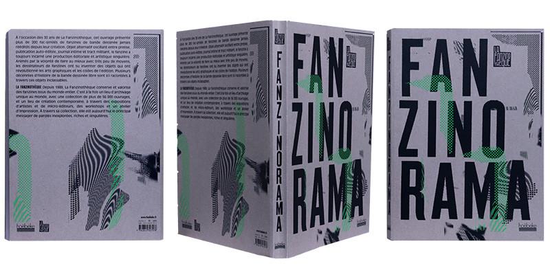 Fanzinorama - Couverture et dos - (c) Stripologie.com